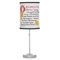Snow White | Once Upon A Time Desk Lamp