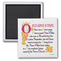 Snow White | Once Upon A Time Magnet