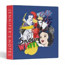 Snow White | One Bite 3 Ring Binder