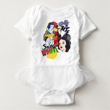 Disney Themed Snow White | One Bite Baby Bodysuit