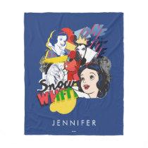 Snow White | One Bite Fleece Blanket