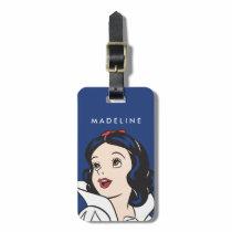 Snow White | One Bite Luggage Tag