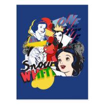 Snow White | One Bite Postcard