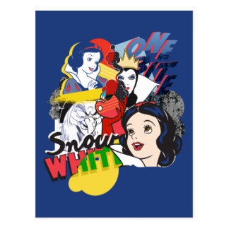 Snow White | One Bite Postcard
