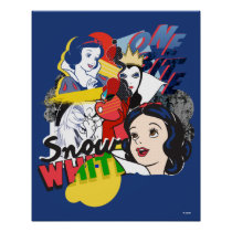Snow White | One Bite Poster