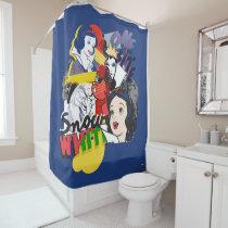 Snow White | One Bite Shower Curtain