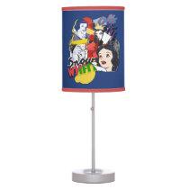 Snow White | One Bite Table Lamp