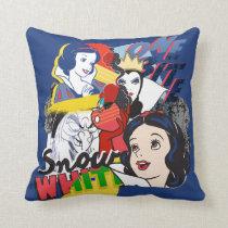 Snow White | One Bite Throw Pillow