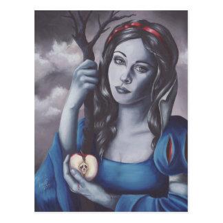 Snow White - Postcard