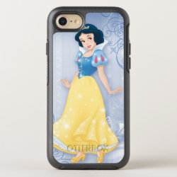 OtterBox Apple iPhone 7 Symmetry Case with Princess Snow White with Poisened Apple design
