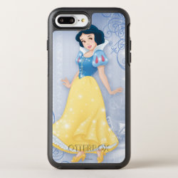 OtterBox Apple iPhone 7 Plus Symmetry Case with Princess Snow White with Poisened Apple design