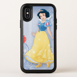 Snow White Princess 2 OtterBox Symmetry iPhone X Case