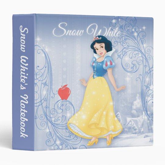 Snow White Princess Binder