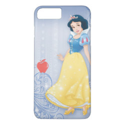 Case-Mate Tough iPhone 7 Plus Case with Princess Snow White with Poisened Apple design