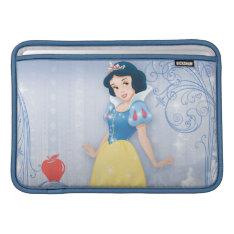 Snow White Princess Macbook Air Sleeve at Zazzle