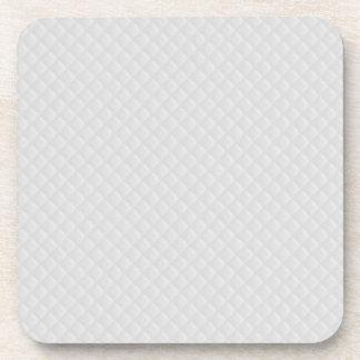 Snow White Quilt Pattern Coaster