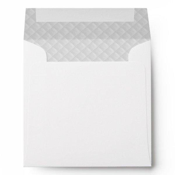 Snow White Quilt Pattern Envelope