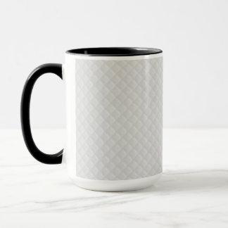 Snow White Quilt Pattern Mug