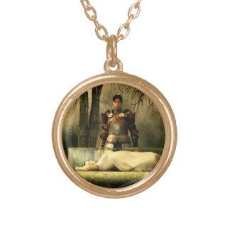 Snow White s Glass Coffin Custom Jewelry