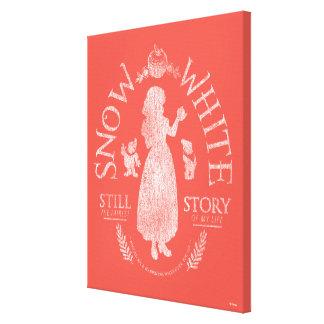 Snow White | Still The Fairest Canvas Print