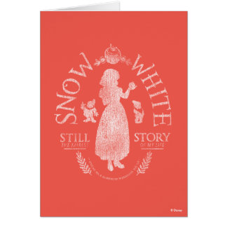 Snow White | Still The Fairest Card