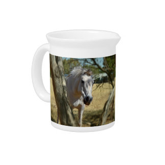 Snow White The Horse, Drink Pitcher