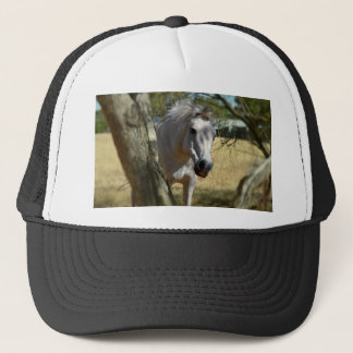 Snow White The Horse, Trucker Hat