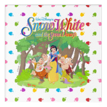 Snow White & the Seven Dwarfs | Wishes Come True Acrylic Print