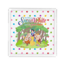 Snow White & the Seven Dwarfs | Wishes Come True Acrylic Tray