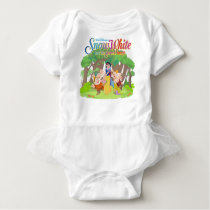 Snow White & the Seven Dwarfs | Wishes Come True Baby Bodysuit