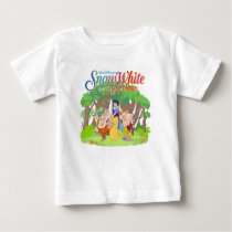 Snow White & the Seven Dwarfs | Wishes Come True Baby T-Shirt