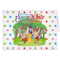 Snow White & the Seven Dwarfs | Wishes Come True Card
