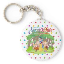 Snow White & the Seven Dwarfs | Wishes Come True Keychain