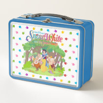Snow White & the Seven Dwarfs | Wishes Come True Metal Lunch Box