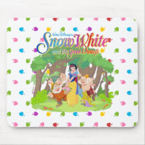 Snow White & the Seven Dwarfs | Wishes Come True Mouse Pad