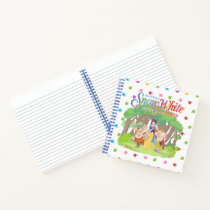 Snow White & the Seven Dwarfs | Wishes Come True Notebook