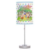 Snow White & the Seven Dwarfs | Wishes Come True Table Lamp