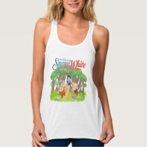 Snow White & the Seven Dwarfs | Wishes Come True Tank Top