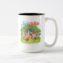 Snow White & the Seven Dwarfs | Wishes Come True Two-Tone Coffee Mug