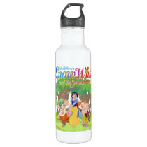 Snow White & the Seven Dwarfs | Wishes Come True Water Bottle