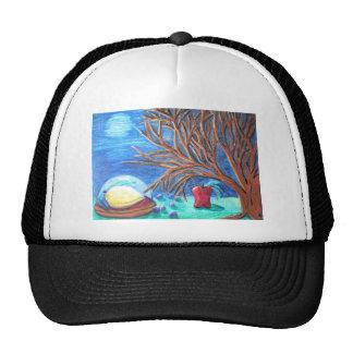 Snow White Trucker Hat
