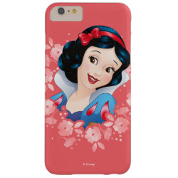 Case-Mate Barely There iPhone 6 Plus Case with Iconic: Cinderella Framed design