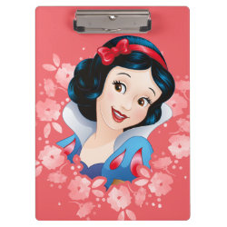 Clipboard with Iconic: Cinderella Framed design