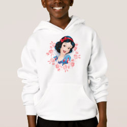 Girls' American Apparel Fine Jersey T-Shirt with Iconic: Cinderella Framed design