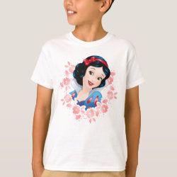 Kids' Hanes TAGLESS® T-Shirt with Hiro Hamada from Big Hero 6 design