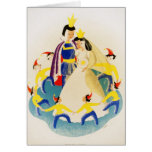 snow white WPA Card