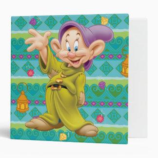 Snow White's Dopey Binder