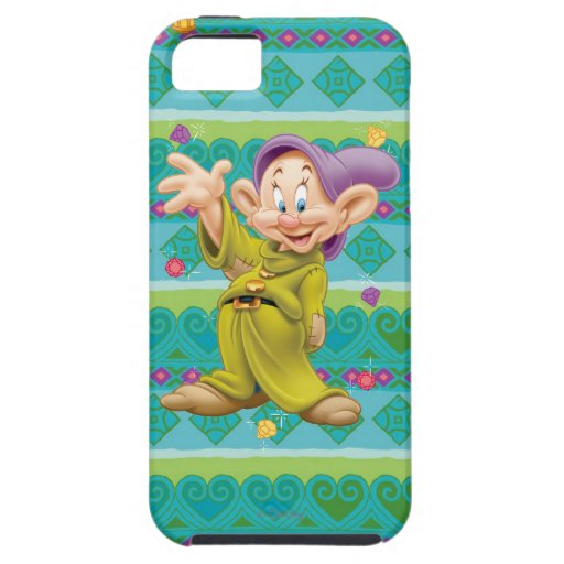Snow White's Dopey iPhone 5 Cases