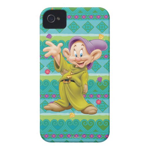 Snow White's Dopey iPhone 4 Case-Mate Case