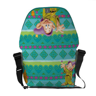 Snow White's Dopey Courier Bag
